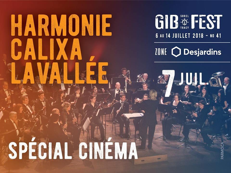 gib fest HCLS spécial cinéma